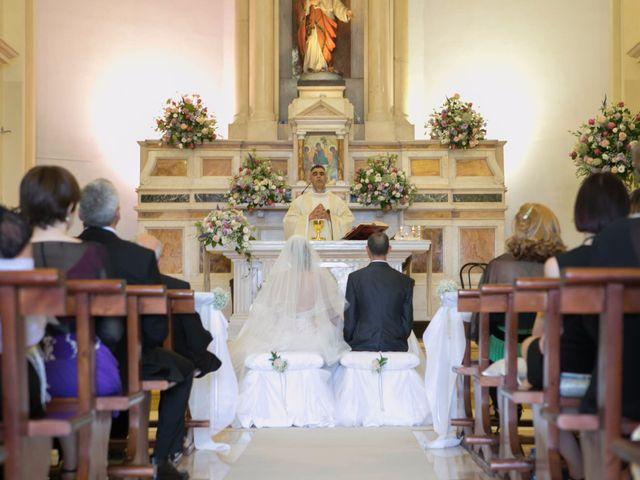 Il matrimonio di Nino e Mariarosaria a Santa Cesarea Terme, Lecce 34