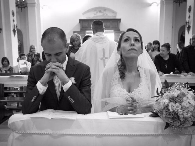 Il matrimonio di Nino e Mariarosaria a Santa Cesarea Terme, Lecce 35