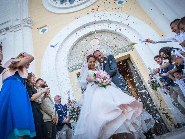 Il matrimonio di Nino e Mariarosaria a Santa Cesarea Terme, Lecce 40