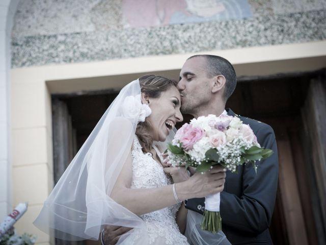 Il matrimonio di Nino e Mariarosaria a Santa Cesarea Terme, Lecce 41