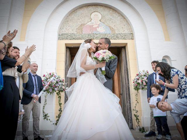Il matrimonio di Nino e Mariarosaria a Santa Cesarea Terme, Lecce 42