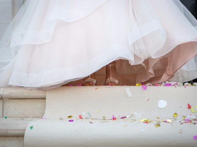 Il matrimonio di Nino e Mariarosaria a Santa Cesarea Terme, Lecce 43