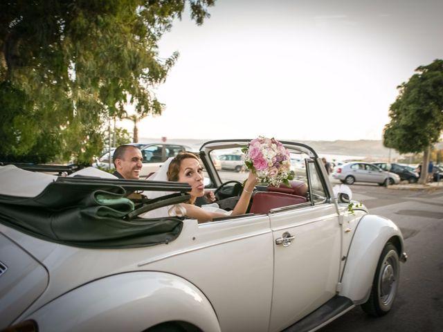Il matrimonio di Nino e Mariarosaria a Santa Cesarea Terme, Lecce 47
