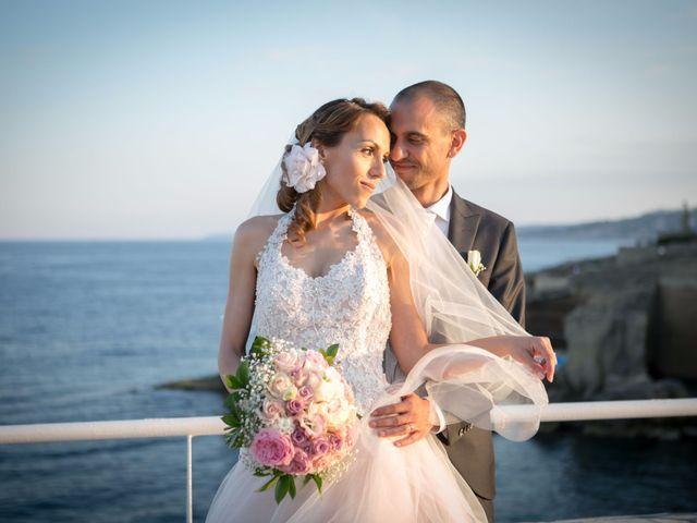 Il matrimonio di Nino e Mariarosaria a Santa Cesarea Terme, Lecce 48