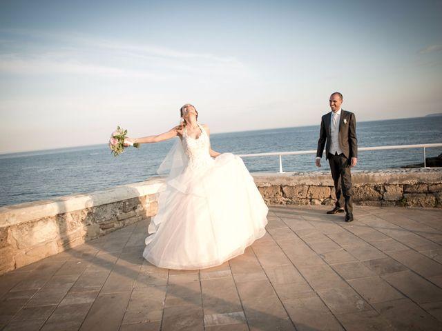 Il matrimonio di Nino e Mariarosaria a Santa Cesarea Terme, Lecce 51