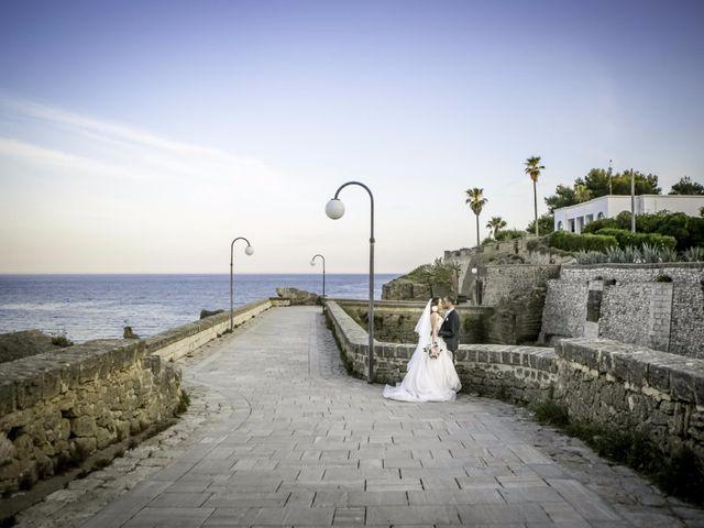 Il matrimonio di Nino e Mariarosaria a Santa Cesarea Terme, Lecce 52