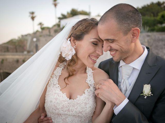 Il matrimonio di Nino e Mariarosaria a Santa Cesarea Terme, Lecce 53