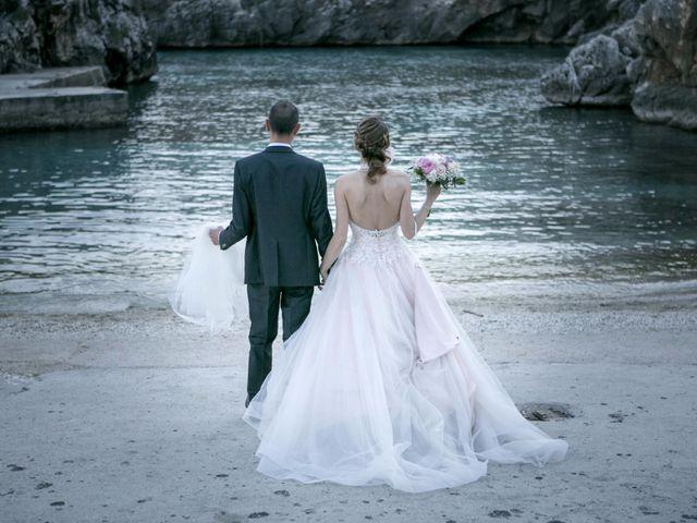 Il matrimonio di Nino e Mariarosaria a Santa Cesarea Terme, Lecce 54
