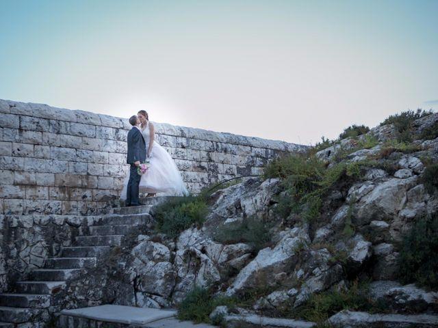 Il matrimonio di Nino e Mariarosaria a Santa Cesarea Terme, Lecce 55