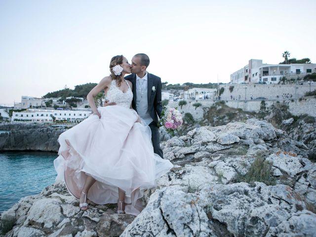 Il matrimonio di Nino e Mariarosaria a Santa Cesarea Terme, Lecce 56