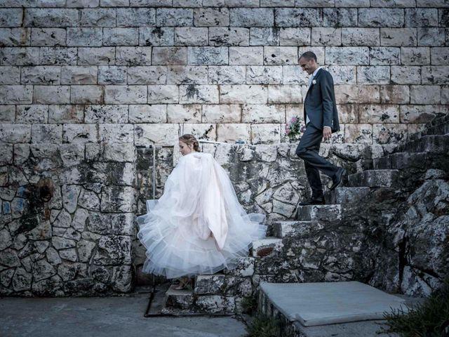 Il matrimonio di Nino e Mariarosaria a Santa Cesarea Terme, Lecce 57