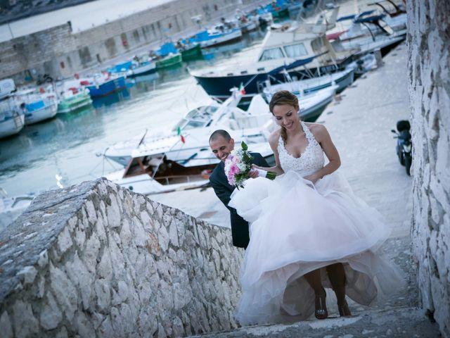 Il matrimonio di Nino e Mariarosaria a Santa Cesarea Terme, Lecce 62