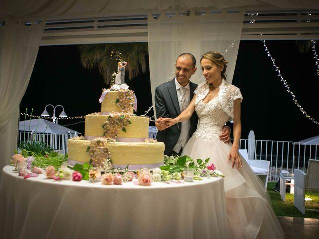 Il matrimonio di Nino e Mariarosaria a Santa Cesarea Terme, Lecce 86