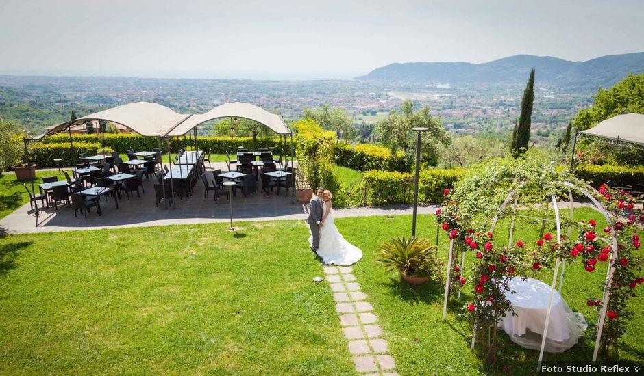 Il matrimonio di Andrea e Lara a Sarzana, La Spezia