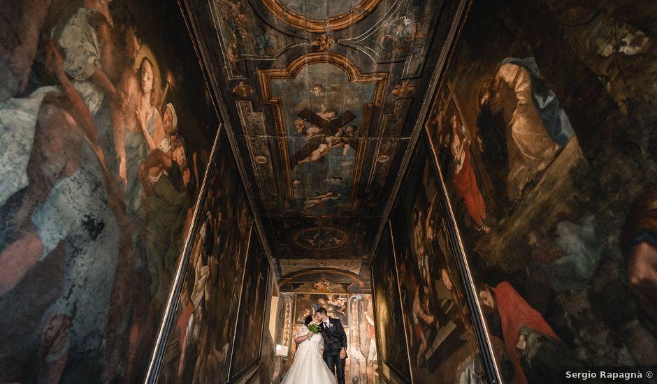 Il matrimonio di Riccardo e Desirè a Campli, Teramo