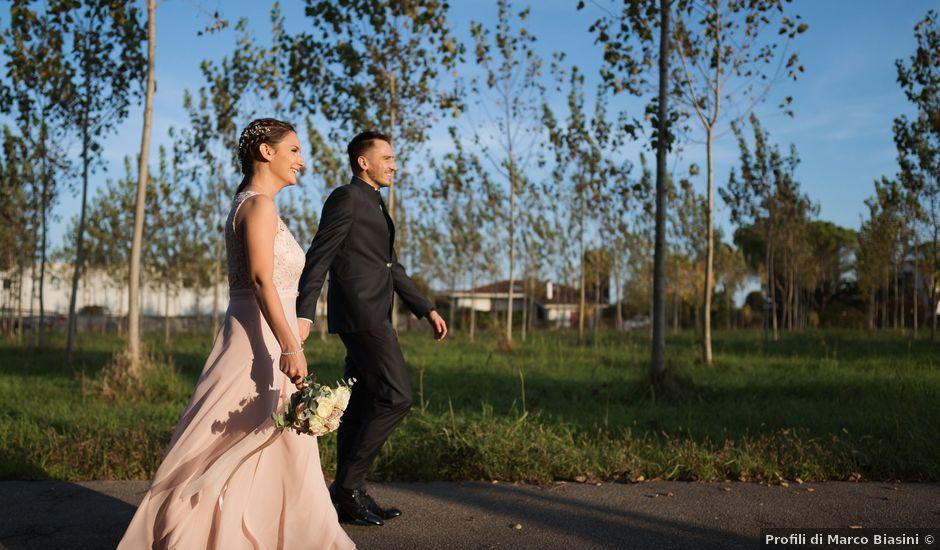 Il matrimonio di Simone e Valentina a Marcon, Venezia