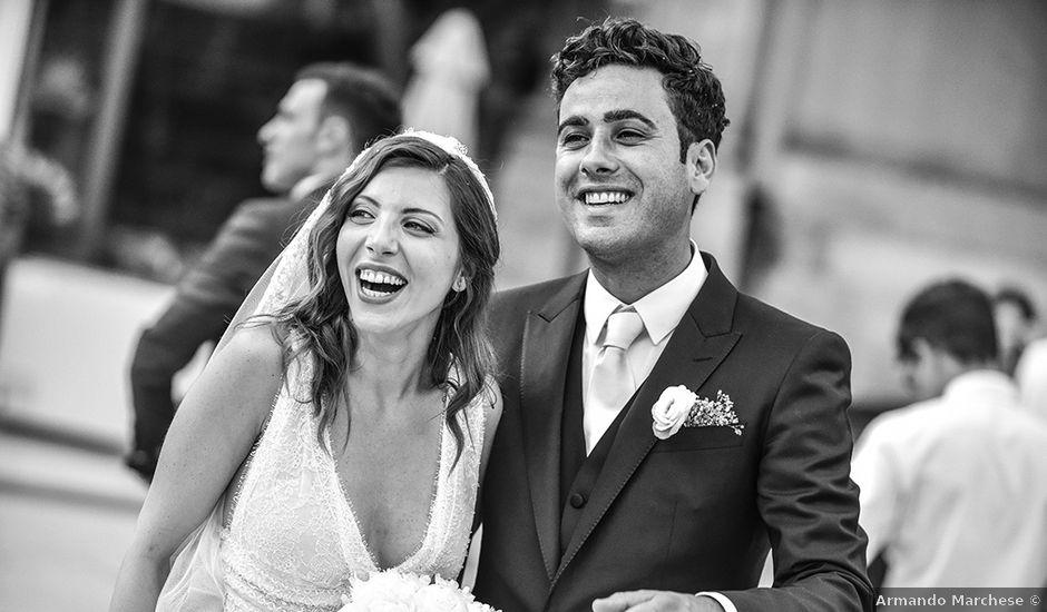 Il matrimonio di Marzia e Angelo a Acireale, Catania