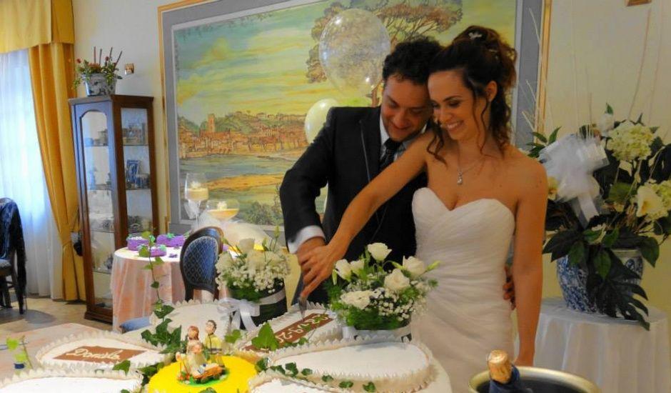Il matrimonio di Daniela e Leandro a Firenze, Firenze