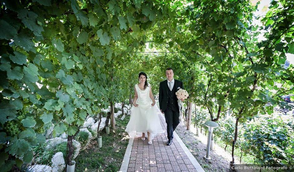 Il matrimonio di Alessandro e Roberta a Curno, Bergamo
