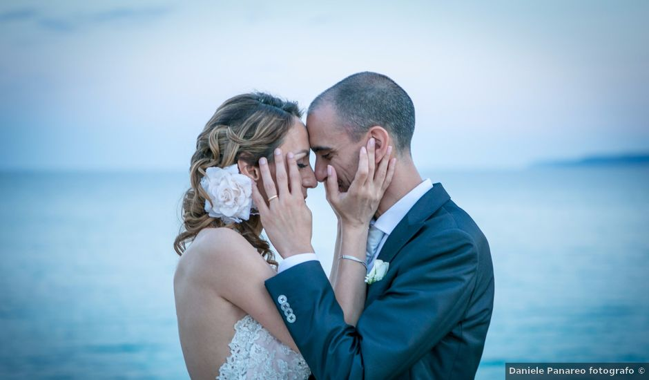 Il matrimonio di Nino e Mariarosaria a Santa Cesarea Terme, Lecce
