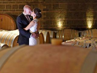 Le nozze di Gina e Gianpiero