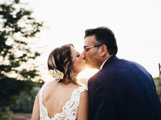 Le nozze di Catia e Alberto