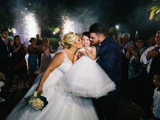 Le nozze di Sarah e Giuseppe