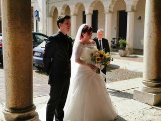 Le nozze di Nicola  e Nicole