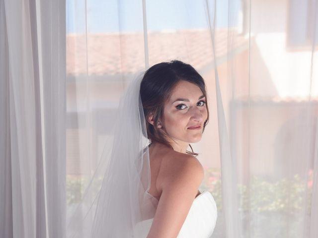 Il matrimonio di Mario e Elisa a Barbarano Romano, Viterbo 12