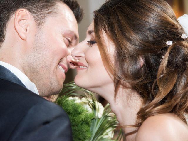 Il matrimonio di Mario e Elisa a Barbarano Romano, Viterbo 15