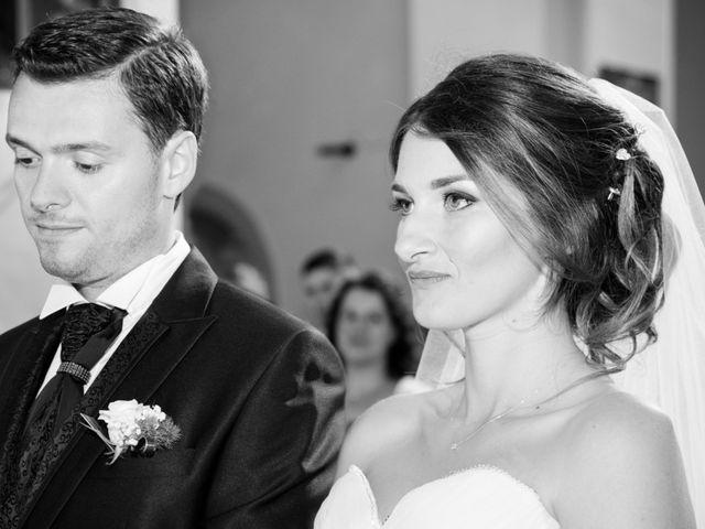 Il matrimonio di Mario e Elisa a Barbarano Romano, Viterbo 16