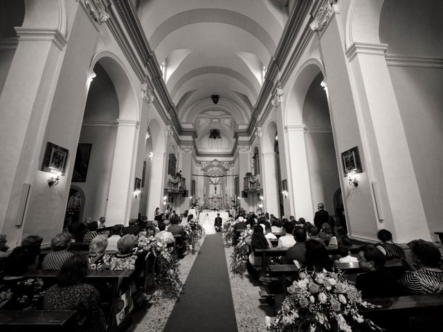 Il matrimonio di Mario e Elisa a Barbarano Romano, Viterbo 17