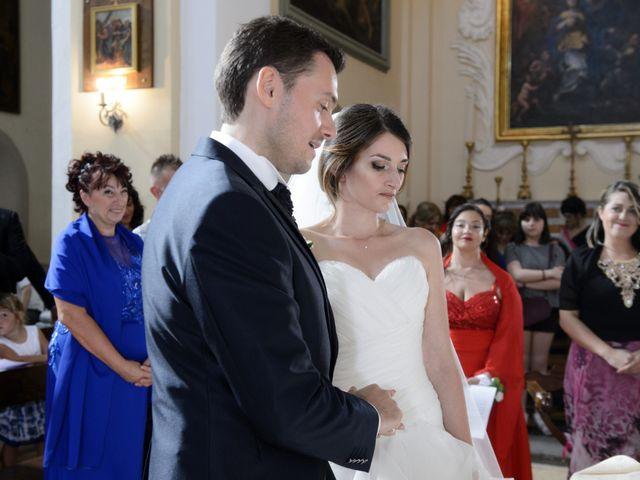 Il matrimonio di Mario e Elisa a Barbarano Romano, Viterbo 18