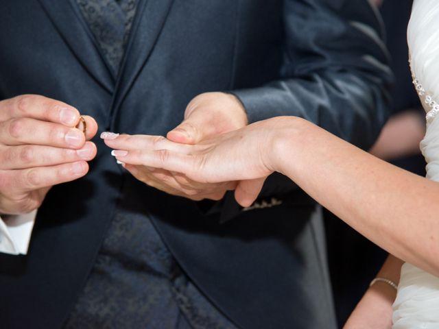 Il matrimonio di Mario e Elisa a Barbarano Romano, Viterbo 19