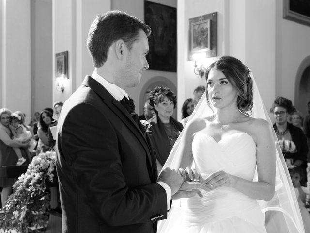 Il matrimonio di Mario e Elisa a Barbarano Romano, Viterbo 20