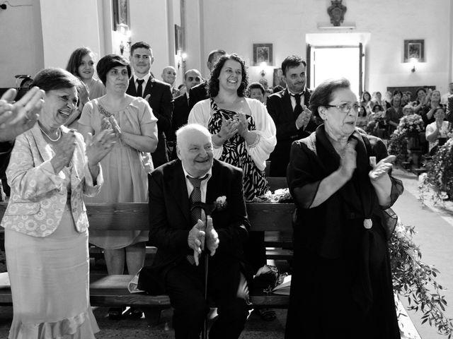 Il matrimonio di Mario e Elisa a Barbarano Romano, Viterbo 21