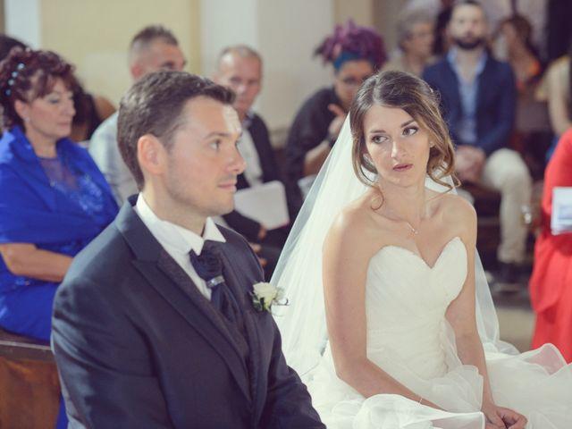 Il matrimonio di Mario e Elisa a Barbarano Romano, Viterbo 23