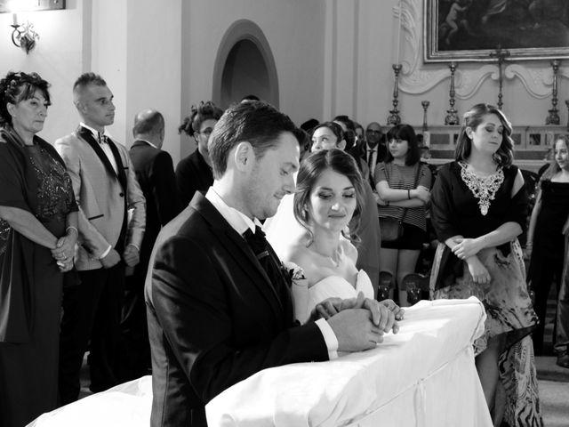 Il matrimonio di Mario e Elisa a Barbarano Romano, Viterbo 24