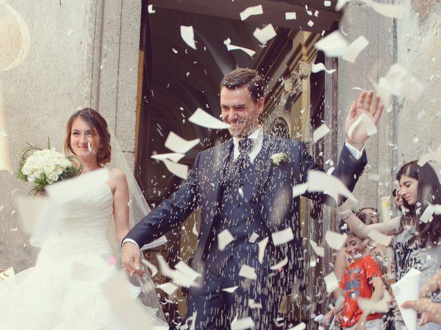 Il matrimonio di Mario e Elisa a Barbarano Romano, Viterbo 26