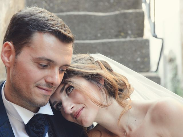 Il matrimonio di Mario e Elisa a Barbarano Romano, Viterbo 30
