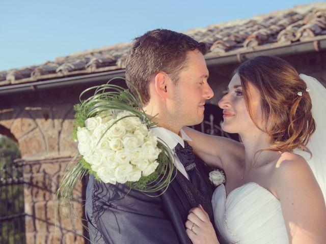 Il matrimonio di Mario e Elisa a Barbarano Romano, Viterbo 31
