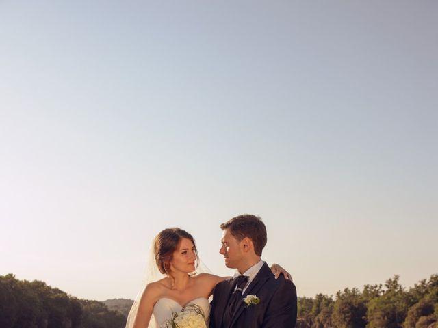 Il matrimonio di Mario e Elisa a Barbarano Romano, Viterbo 32
