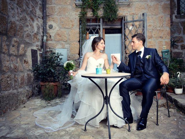 Il matrimonio di Mario e Elisa a Barbarano Romano, Viterbo 33