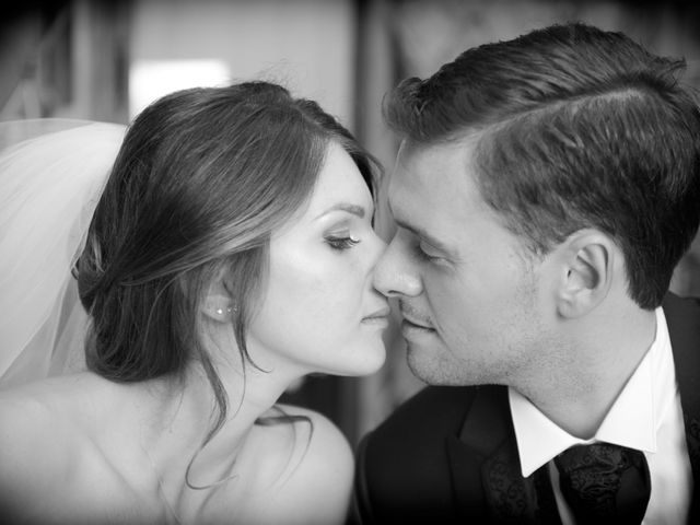 Il matrimonio di Mario e Elisa a Barbarano Romano, Viterbo 34