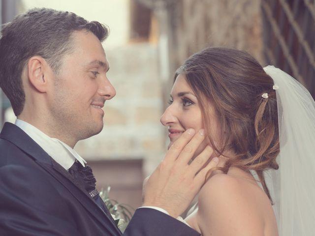 Il matrimonio di Mario e Elisa a Barbarano Romano, Viterbo 36