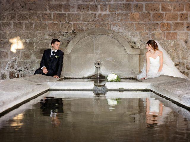 Il matrimonio di Mario e Elisa a Barbarano Romano, Viterbo 37