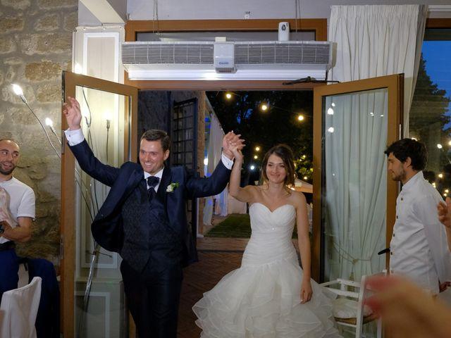 Il matrimonio di Mario e Elisa a Barbarano Romano, Viterbo 44