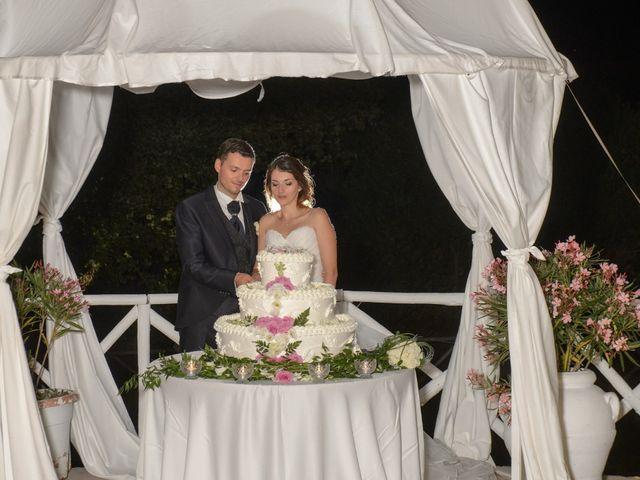 Il matrimonio di Mario e Elisa a Barbarano Romano, Viterbo 46