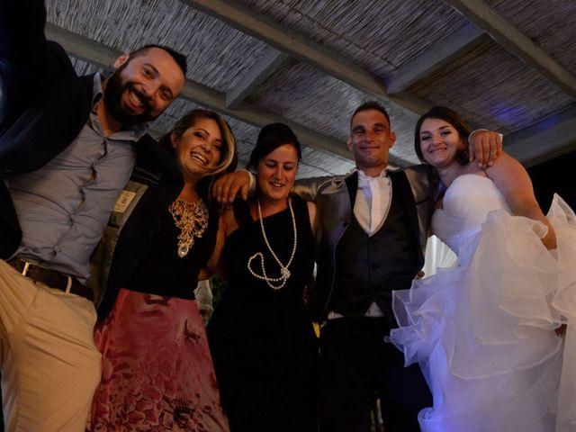 Il matrimonio di Mario e Elisa a Barbarano Romano, Viterbo 49