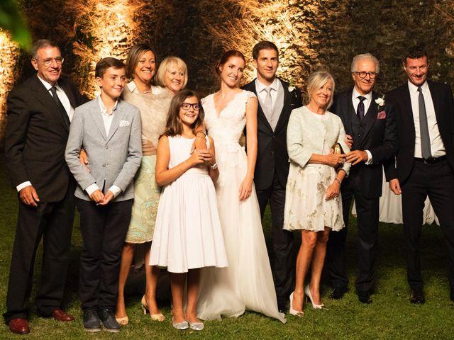 Il matrimonio di Federico e Carlotta a San Sebastiano da Po, Torino 25